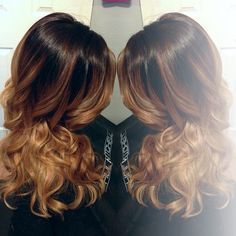 Maybe one day when I feel brave enough to go from black to this light