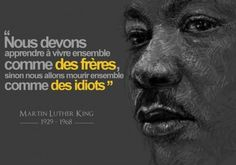 citations Martin Luther King,