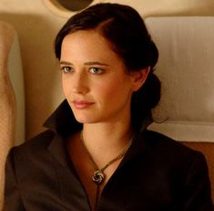 Eva Green - was it Bernardo Bertolucci who called her 'indecently beautiful'? Whoever said it, they're right.