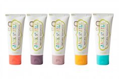 Jack N Jill Natural Toothpaste | Baby Smyles #natural #toothpaste #kids #healthy #children