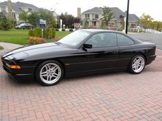 BMW 850CSi I will have one for my Sunday driver!!!