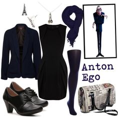 """Anton Ego"" by atkinson-adams on Polyvore"