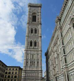 Il Campanile di Giotto, the east side