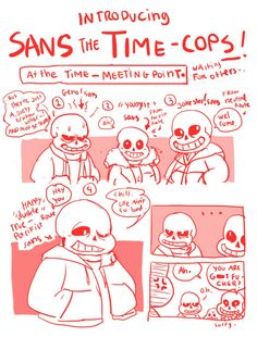 junkpilestuff:  Stupid idea time : was trying to do parody of Osomatsu-sanS…(Which still needs two more sans)  But this au seems funnier  (Initially i was trying to draw many iterations of sans according to fan interpretation of the game lol)  (Still need to add 2 more types of sans)  Not tagged undertale due to some words n implication  Edit: i censored the wrong word……