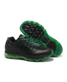 huge selection of 1b79f c1495 Cheap Nike Air Max 95 Bb Black Anthracite Green Sale The appearance of a  very popular