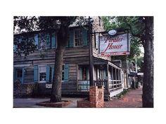 Pirates House - Savannah, GA.  Home of the BEST Key Lime Pie!!