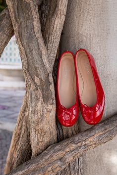 Ballerina Flats, Chanel Ballet Flats, Cold Day, Lisbon, Patent Leather, Pairs, Bright, Classic, Zapatos