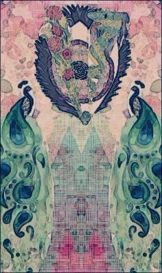 #art #collage #graphicart #psychedelic #psychedelia #psychedelicart #graphic #mixedmedia Psychedelic Art, Lamb, Graphic Art, Photo Editing, Mixed Media, Collage, Deviantart, Artist, Artwork