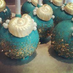 Cake Pops- under the sea