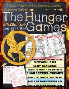 "a literary analysis of the hunger games a novel series by susan collins Almost all of it from sales of her ""hunger games"" books, collins the erotic novels toward the more challenging waters of adult literary."