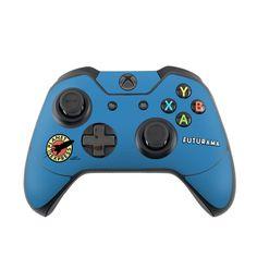 Microsoft Xbox One Controller Skin - Planet Express by Futurama