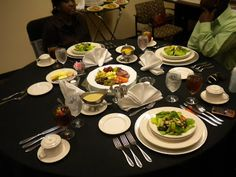 setting the family table - Google Search