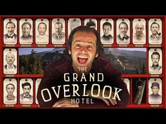 Wes Anderson's The Shining - YouTube