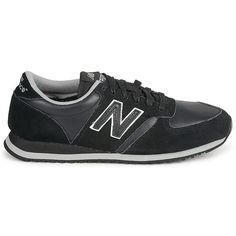 new balance 420 black and blue