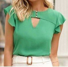 Tremendous Sewing Make Your Own Clothes Ideas. Prodigious Sewing Make Your Own Clothes Ideas. Dress Neck Designs, Blouse Designs, Curvy Outfits, Plus Size Outfits, Kimono Tee, Shirred Dress, Make Your Own Clothes, Plus Size Kleidung, Trendy Swimwear