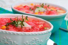 watermelonggazpacho Rancho La Puertas Watermelon Gazpacho Recipe