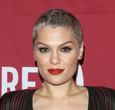 Celebrities in Short, Edgy Hairstyles: The Close Crop
