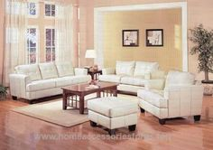 Coaster Samuel Collection Cream Leather Sofa  BUY NOW      $509.99      The Samuel Collection offers style and comfort with its clean lines and attached seat cushions. The only way to truly appreci ..  http://www.homeaccessoriesforus.top/2017/03/01/coaster-samuel-collection-cream-leather-sofa/