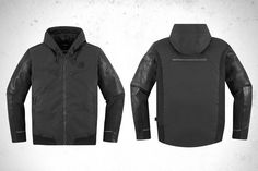 Riding Gear - Icon 1000 Varial Jacket | Return of the Cafe Racers