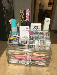 This set up saves my life at any vendor event or party! Samples are clearly displayed and equipment is kept neat and clean! www.glamberri.jamberry.com/au/en