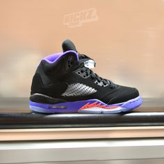 "Air Jordan 5 Retro GG ""Raptors"" - put them on your feet and get your prey"