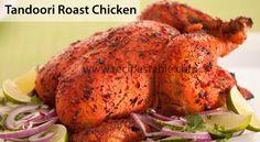 Tandoori Roast Chicken Recipe - Recipes Table