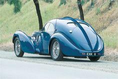 Bugatti Atlantic Type 57 S