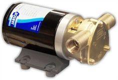 Jabsco 30530-0001 Pedestal Pump 316SS