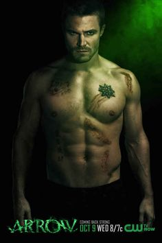 "New Promo Posters Show ""Arrow"" Really Understands Their Audience"