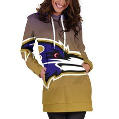 Baltimore Ravens Woman Hoodie Dress Baltimore Ravens, Hoodie Dress, High Definition, Size Chart, Just For You, Hoodies, Rectangle Area, Fabric, Sweaters