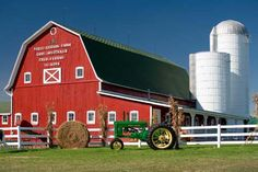 Create that authentic farm setting at your HayDay Weekend VBS