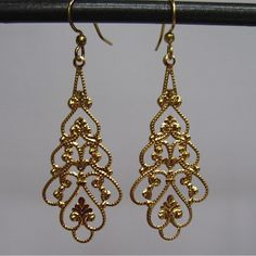 Nickel Free Enchanted Earrings - cast a spell for no more nickel rash!