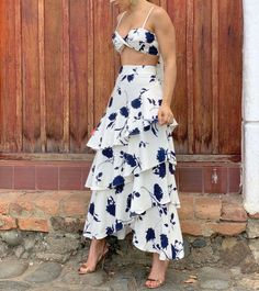 Holiday Outfits, Summer Outfits, Cute Outfits, Summer Dresses, Spring Fashion Trends, Runway Fashion, Gossip Girl Fashion, Saree Styles, Streetwear Fashion