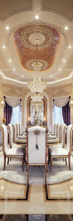 Luxury style charisma design