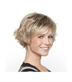 coupe cheveux court femme visage carré | Search, Coiffures and Coupe