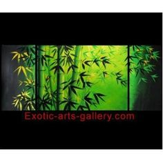 Abstract Art Feng Shui Bamboo Art Chinese Painting Bamboo Painting 70