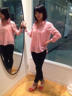 フレッシュな綿麻シャツの登場です! | 渋谷マークシティ店 | メーカーズシャツ鎌倉 公式ショップブログ/Maker's Shirt KAMAKURA