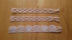 18,19,21一気に編みました。難しい~ Vila do Conde目指して! 基本編み、頑張っています。