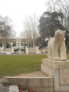 Dijon, Parc Darcy
