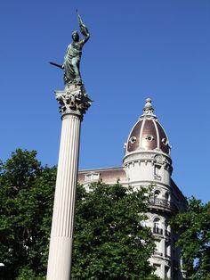 Plaza Cagancha. Montevideo 52