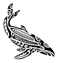 Polynesian whale