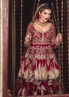 Pakistani Wedding Outfits, Indian Bridal Outfits, Indian Bridal Fashion, Pakistani Bridal Dresses, Pakistani Wedding Dresses, Indian Dresses, Walima Dress, Designer Bridal Lehenga, Bridal Lehenga Choli