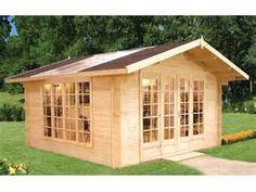 Rustic Log Cabin Kits Small Log