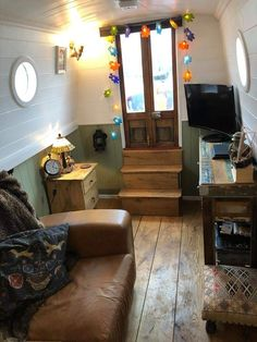 88 best canal boat interior images narrowboat interiors canal rh pinterest com