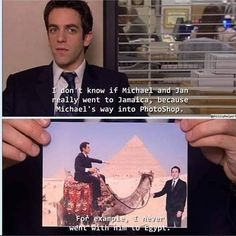 Old Memes, Stupid Funny Memes, Funny Relatable Memes, Funny Posts, Hilarious, Funny Stuff, Best Of The Office, The Office Show, Office Jokes