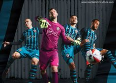 Southampton 2017-18 Under Armour Away Kit | 17/18 Kits | Football shirt blog