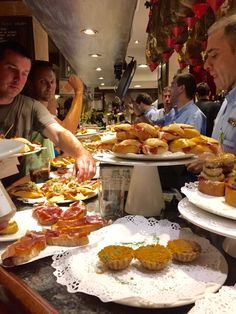 Embracing Northwestern Spain's pintxo eating habits can be a bit of a daunting challenge, but it doesn't have to be! Check out these tips on how to navigate a pintxo bar like a pro - and see which restaurants you have to try when visiting San Sebastian, Spain! | http://passportandplates.com