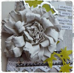 Live The Dream: Tattered Floral die http://www.jennie-livethedream.blogspot.co.uk/2014/05/cherish-every-beautiful-memory.html