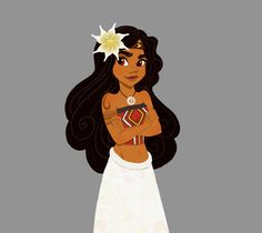 An imagining of Disney's Moana :D Can't wait to see her design! New Disney Princesses, Disney Characters, Fictional Characters, Moana, Polynesian Girls, Disney Sketches, Walt Disney, Disney Art, Image Sharing