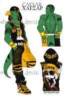 teenage mutant ninja turtles with swag deviantart